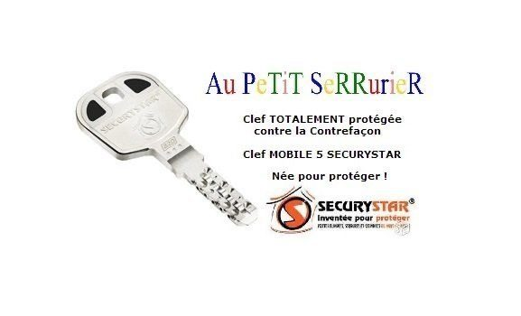 clef mobile 5 securystar