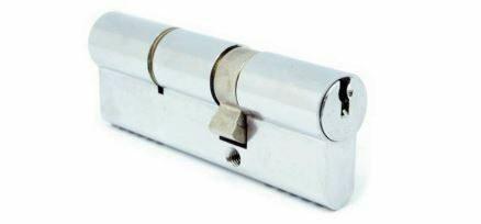cylindre double entrée Medeco