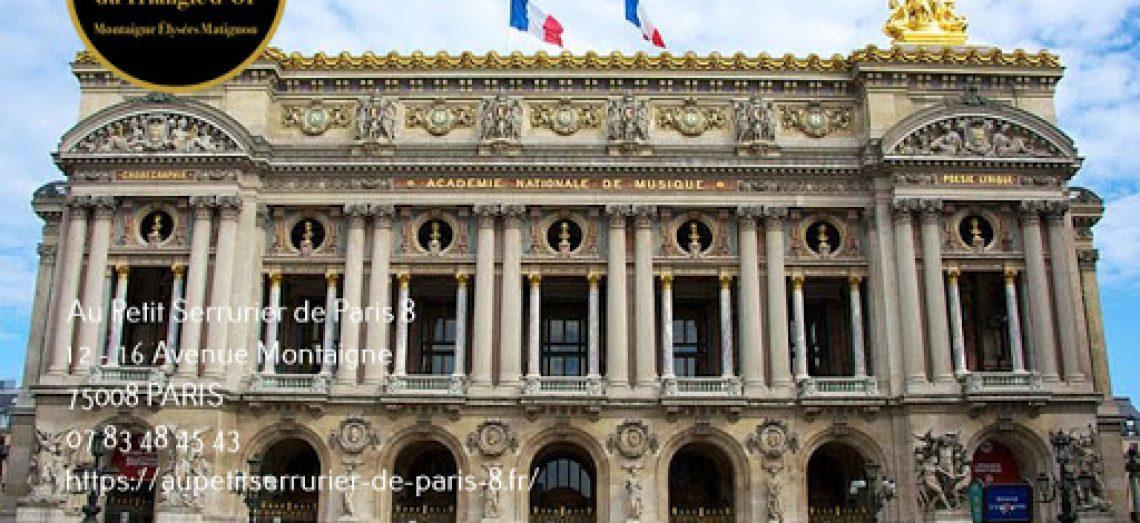 Dépannage Serrurier Paris 9 Expert en Ouverture, Dépannage toutes marques, Réparation de Serrures. Intervention…
