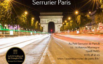 ️ Serrurier Paris Devis 100 % Gratuit , Spécialiste en Dépannage et Installation -…