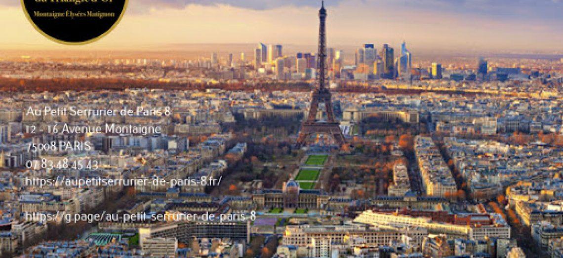 Votre Serrurier à Paris Artisan serrurier Qualifié et spécialiste du Dépannage & Installation de…