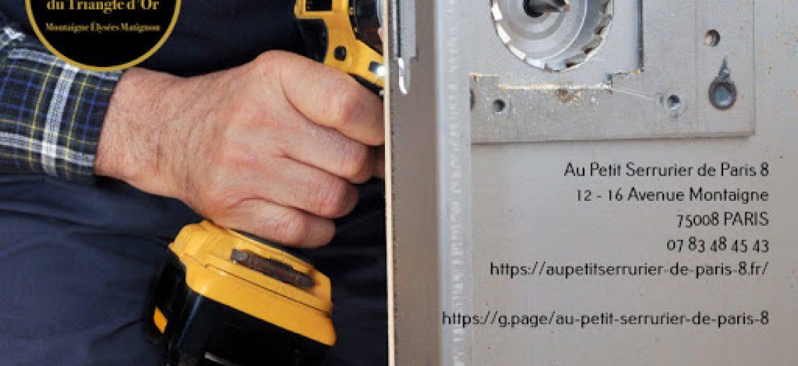 Serrurier Paris Dépannage, Remplacement, installation, changement de serrure, cylindre, barillet. Faites appel à un…